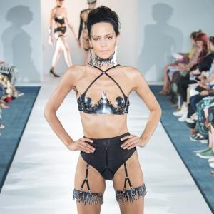 Eline Piso lingerie design at DMU Contour 2019